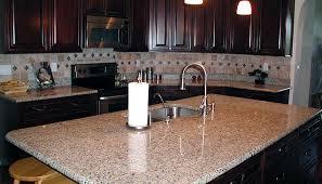 kitchen backsplash ideas with santa cecilia granite santa cecilia granite countertops with backsplash roselawnlutheran