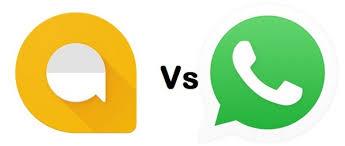 Whatsapp Web Whatsapp Web Vs Allo For Web How Do The Two Compare