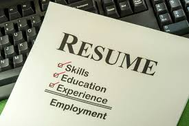 Resume Skill Section Examples Of Each Part Of A Resume