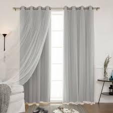 Curtain Com Sheer Curtains Shop The Best Deals For Nov 2017 Overstock Com