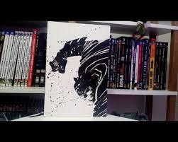 Batman Bookcase Banca Do Seu Chico Review 014 Absolute Dark Knight Youtube