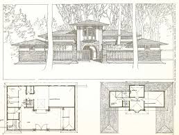 Frank Lloyd Wright Inspired House Plans by Building Plans And Designs By Frank Lloyd Wright Homeca