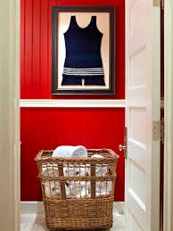 bathroom cottage bathroom decor nautical bathroom mirror