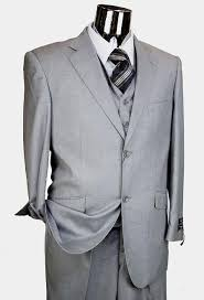 mens light gray 3 piece suit men s light grey 3 piece 2 button italian designer suit