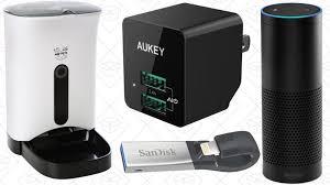 amazon lg 55 4k black friday 398 today u0027s best deals automatic pet feeder amazon gadgets