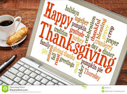thanksgiving celebration cloud word stock photo image 35037400