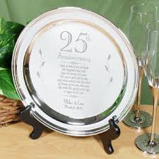 25th anniversary gifts for parents anniversary gifts