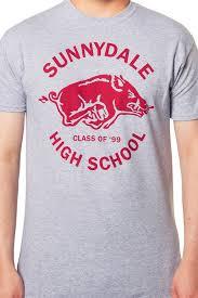 sunnydale class of 99 sunnydale high school t shirt buffy the vire slayer mens t shirt