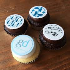 custom cupcake toppers custom logo cupcake toppers yehcakes custom cupcakes