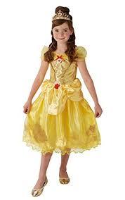 belle costume kids amazon co uk