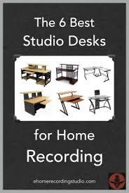 Music Production Desk Plans Best 25 Studio Desk Ideas On Pinterest Plywood Desk Cherry