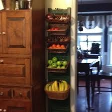 Storage Ideas For The Kitchen Best 25 Fruit Storage Ideas On Pinterest Fresh Grocer Produce