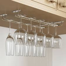 ideas wine glass rack metal wine glass racks hanging bakers