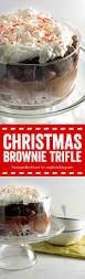 thanksgiving trifle recipes christmas brownie trifle a night owl blog
