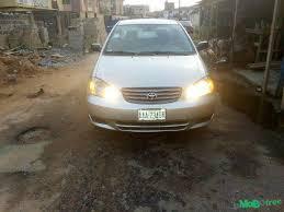price of toyota corolla 2003 toyota corolla 2003 model used cars