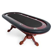 10 player round poker table amazon com bbo poker rockwell poker table for 10 players with