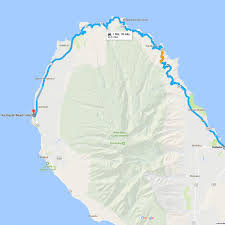 Molokai Map 6 Tage Hawaii Ein Bundesstaat Der Extreme Luxus Reise