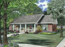 plan 59819nd economical split bedroom home plan bedrooms porch