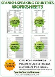 easter island reading comprehension worksheets in spanish