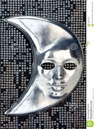 moon mask moon mask stock photos image 29827643