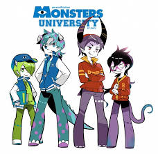 disney u0026 pixar monsters university disney pixar