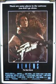 aliens unfolded english international cinema movie poster for sale
