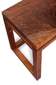 Modern Furniture Portland by Modern Walnut Bench Brace U0026 Bit Portland Oregon Custom Furniture