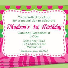 birthday party invitation wording dancemomsinfo com