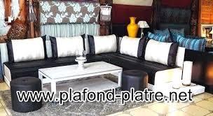 canapé salon marocain fauteuil avec salon jardin aluminium pas cher beau fauteuille
