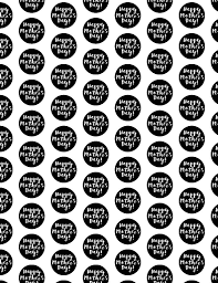 black and white wrapping paper free printable wrapping paper for s day play party plan