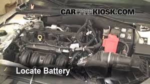 ford fusion battery battery replacement 2010 2012 ford fusion 2010 ford fusion se