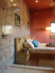 cool design ideas luxury spanish style bedroom featuring glass