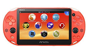 amazon black friday japan amazon com playstation vita wi fi model neon orange pch 2000za24