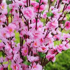 wholesale silk flowers best 126cm 50inch pink artificial branches cherry blossom