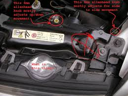 can you show me on this pic where the headlight adjusters are