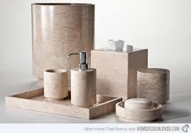 bathroom accessories sets 15 luxury bathroom accessories set home