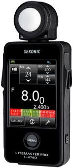 sekonic litemaster pro light meter sekonic reveals litemaster pro l 478dr and l 478d touchscreen light