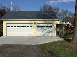 3 Car Garages A To Z Garage Builders Louisville Ky