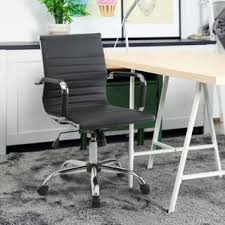 Office Chair Desk Office Conference Room Chairs For Less Overstock