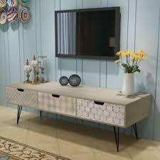 salotto sala da pranzo vidaxl mobile porta tv con 3 cassetti salotto sala da pranzo