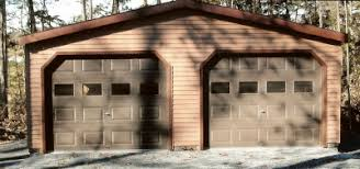 great prices on a prefab two car garage order online 24 7