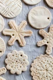 salt dough ornaments craft hackers