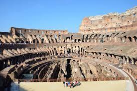 orari ingresso colosseo visita guidata di gruppo ai sotterranei colosseo italy museum