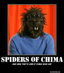 Naked Girl Meme - spiders of chima live by ccb 18 on deviantart