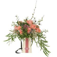 Wedding Flowers Delivery Flowerbox Ideabook All Flowerbox Grab U0026 Go Bridal Bouquet Del