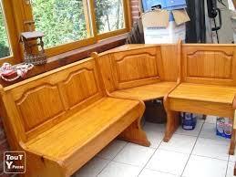 banc d angle pour cuisine banc de cuisine en bois awesome deco cuisine bistrot ides dco