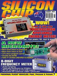 chip magazine silicon chip august 2016 download