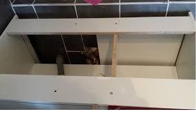 meuble cuisine angle brico depot meuble d angle mettre évier question