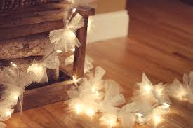 Drape Lights Weddings How To Decorate With Fairy Lights