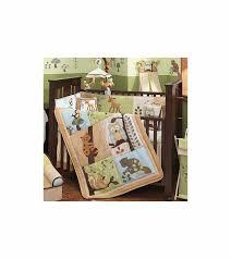 Enchanted Convertible Crib Lambs Enchanted Forest 5 Baby Crib Bedding Set